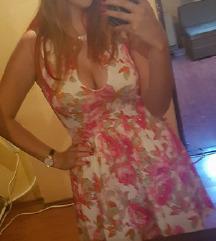 Sexy šarena haljina NOVA