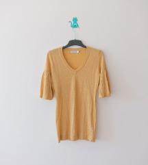 Zlatna bluza (topshop)
