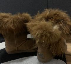 UGG cizme sa prirodnim krznom original