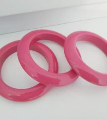 Roze moderne narukvice