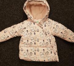Zimska jakna za devojčice