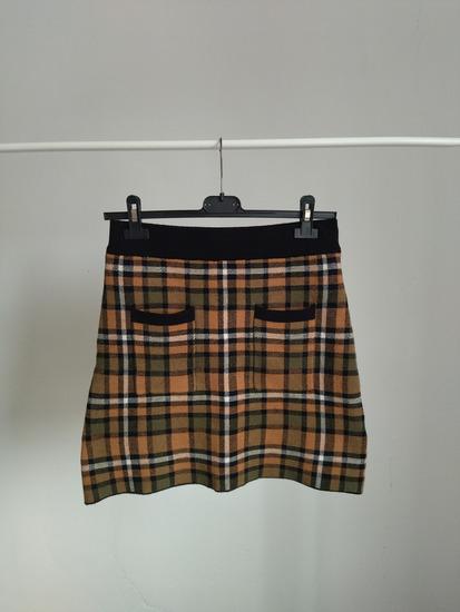 Zara karirana suknja/NOVO