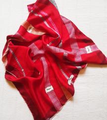 SALVATORE FERRAGAMO svilena marama-Original