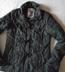 Crna uska zimska jakna Evolution