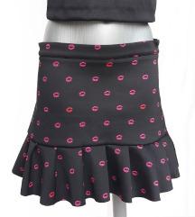 Ann Christine suknja sa usnama