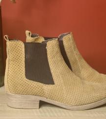 Kožne ženske cipele NOVO