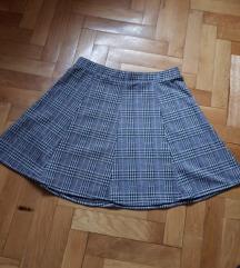 SINSAY Karirana suknja