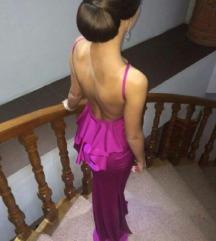 Duga haljina kao diline
