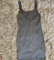Zara metalik haljina