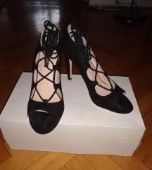 Crne Pull & Bear sandale