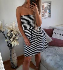 H&M haljina na pruge