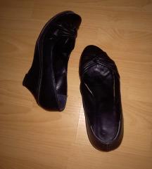 Kozne cipele na platformu