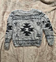 PIMKIE čupavi džemper S veličina