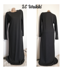 Duga nova haljina XL