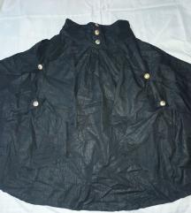 Inditex Goth slojevita unikatna suknja
