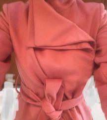 NOVO Valentino roze kaput
