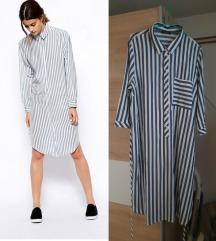 💝Prelepa casual  haljina na pruge💝