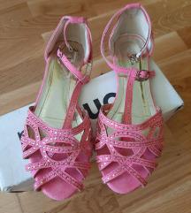 Poslednja ponuda: Roze sandale