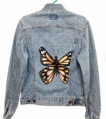 Nova Milli Vanilli jaknica S/M