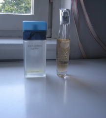 Light Blue edt i XL BLU Xavier Laurent edt