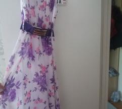Letnja duza haljina SADA 900DIN