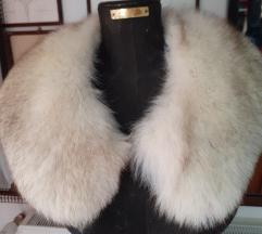 Kragna od polarne lisice