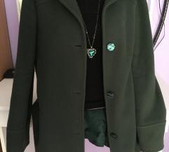 """""""Sisley"""" zeleni kaput"""