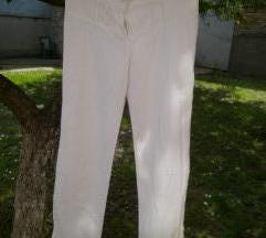 zenske pantalone lanene