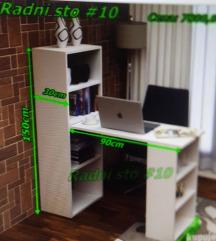 radni stol-manikir stol