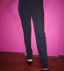 Afrodite mode collection elegantne crne pantalone
