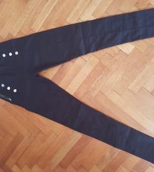 Crna Pantalona likra