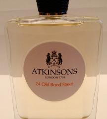 Atkinsons 24 OLD BOND STREET 10ml. dekanti