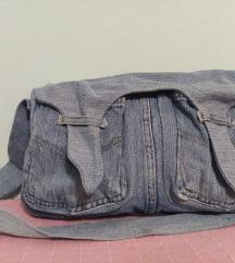 Teksas torba sa džepovima