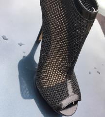 Cipele sa otvorenim prstima novo