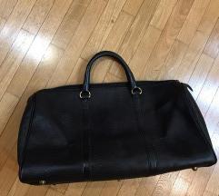 Louis Vuitton keepall kožna torba