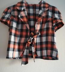 Karirana košuljica