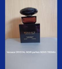 Crystal noir