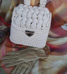 Eleganta bež torbica