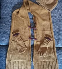 Komplet sal+rukavice