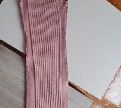Amisu uska haljina trikotaža