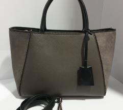 Zara siva torba