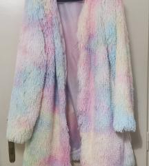 Šareni ombre rainbow kaput