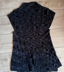Karen Millen končani džemper\tunika