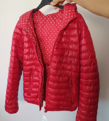 TERRANOVA jakna Crvena NOVA sa etiketom
