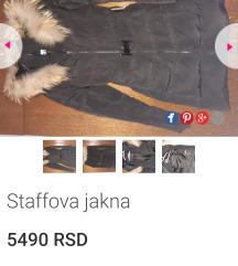 Staffova jakna snizena Hitno