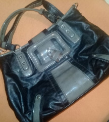 Crno siva torba