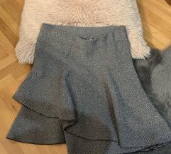 Zara zimska suknja