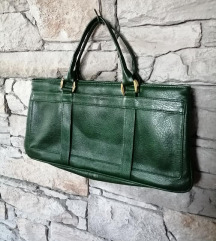 torba tamno zelena