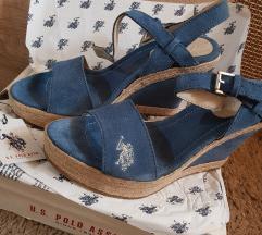 U.s polo sandale- ORIGINAL KAO NOVE snizene