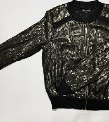 Italijanska jaknica - prava svila , kao nova